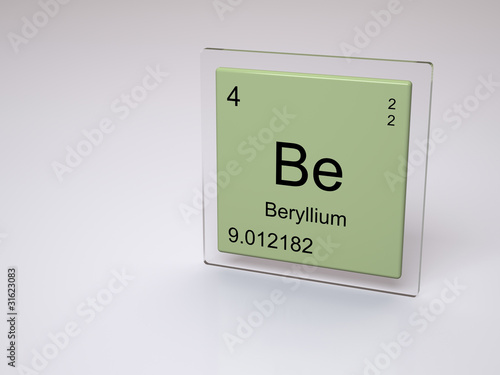 Beryllium symbol be chemical element of the periodic table beryllium symbol be chemical element of the periodic table urtaz