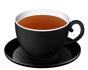 Black cup
