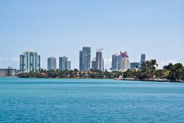 Miami Skiline