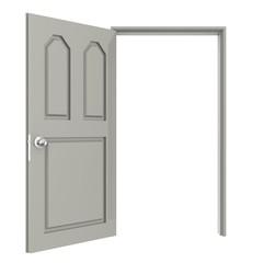 Open Door No 3