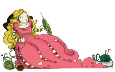Rosaspina, la bella addormentata nel bosco