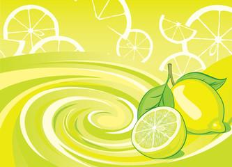 citrus lemon elements