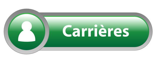 Bouton Web CARRIERES (recrutement  candidature recherche emploi)