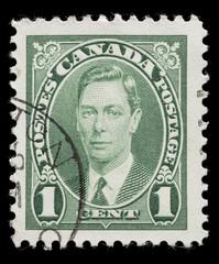 George VI Stamp