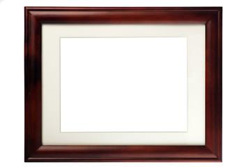 wooden blank frame