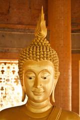 Buddha statue at kanchanaburi,thailand