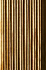 texture di legno con luce radente