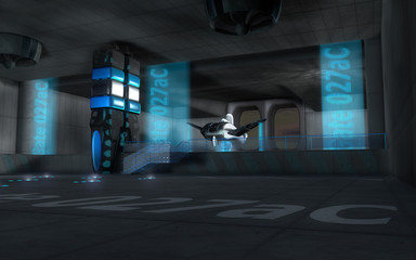 Space Gate 01