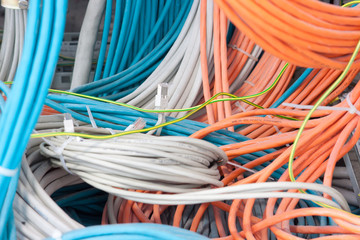 Kabel durcheinander