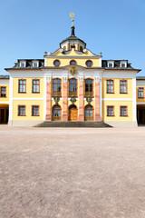 Schloss Belvedere bei Weimar, Deutschland