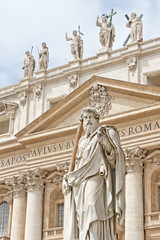 Estatua - El Vaticano