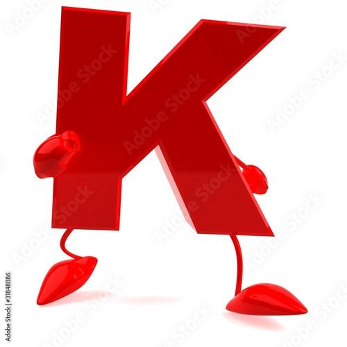 Resultado de imagen para la lettre K