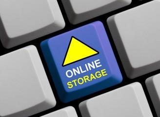 Online Storage - Speichern Sie Ihre Daten online