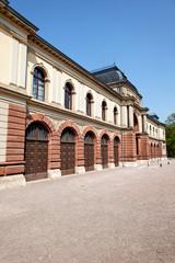 Marstall in Weimar, Deutschland