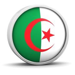 Algerian flag.