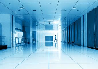 corridors, very sense of perspective.