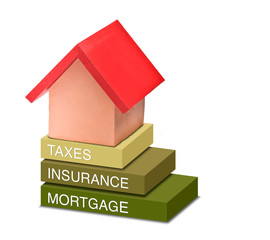 Cost like taxes, insurance and mortgage of a house