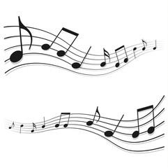 Noten Musikstück