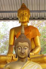 Buddha, Wat Khao Angkarn, Buriram, Thailand