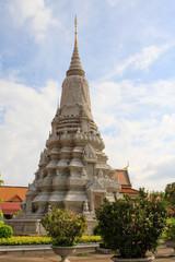 Royal Palace complex, Cambodia.