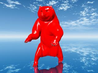 Roter Bär