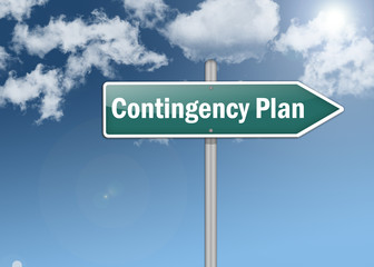 project contingency plan template