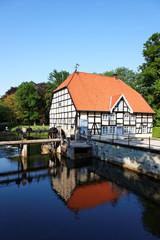 Wassermühle am Schloss Rheda