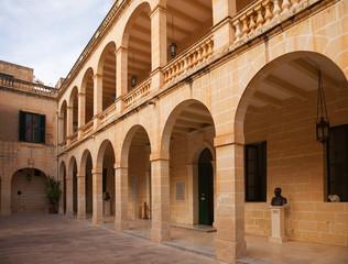 San Anton Palace. Malta