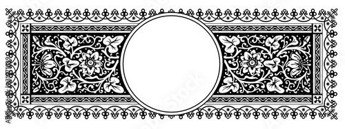 Bilderrahmen verzieren ornamente  Rahmen, Bilderrahmen, Ornamente, Panorama, Horizontal