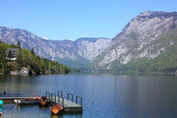 Bohinjsko jezero (springtime 2011)
