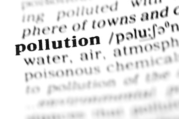 pollution (the dictionary project)