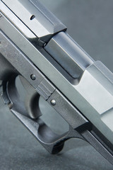 gun close up