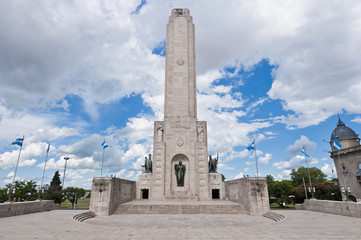 Monumento a la Bandera located at Rosario