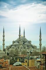 Blue Mosque 03
