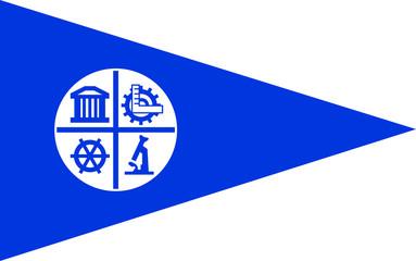 Fototapete - Minneapolis Flag