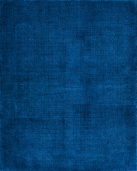 Blue Cloth Background