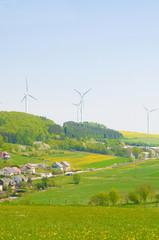 Foto op Plexiglas Groene Alternative energy sources.