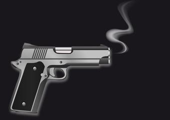 Pistolet_fumee