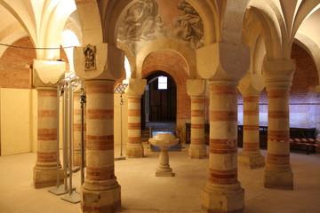 Ancient Church of St Pietro ( Asti Italy )