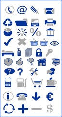 set icones