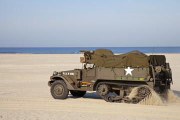 US army halftrack
