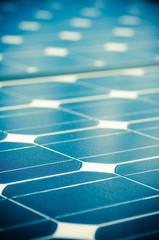 arrière plan panneaux solaires, image fond bleu