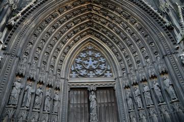 abbatiale Saint-Ouen à Rouen en Normandie