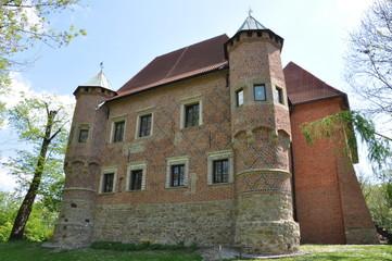 Castle Debno Poland