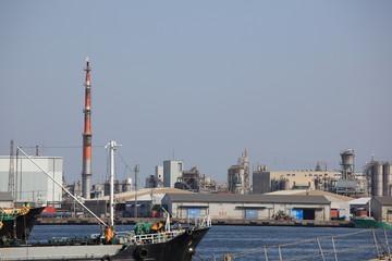日本の石油精油所