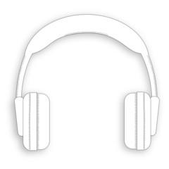 headphone drawing 1