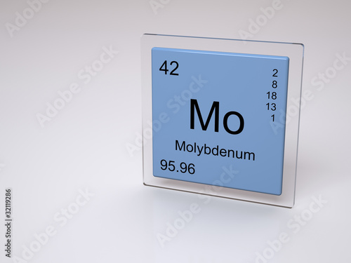Molybdenum symbol mo chemical element of the periodic table molybdenum symbol mo chemical element of the periodic table urtaz Gallery