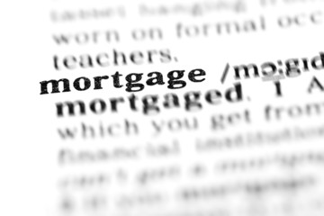 mortgage (the dictionary project)
