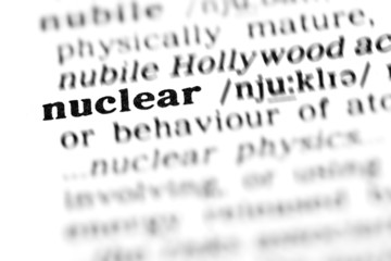 nuclear (the dictionary project)