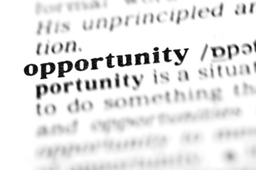 opportunity(the dictionary project)